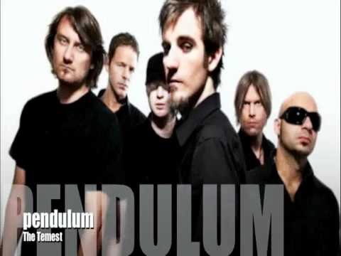 Pendulum - The Tempest (with lyrics)