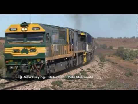 One Big Train - Port Augusta to Leigh Creek Coal Train