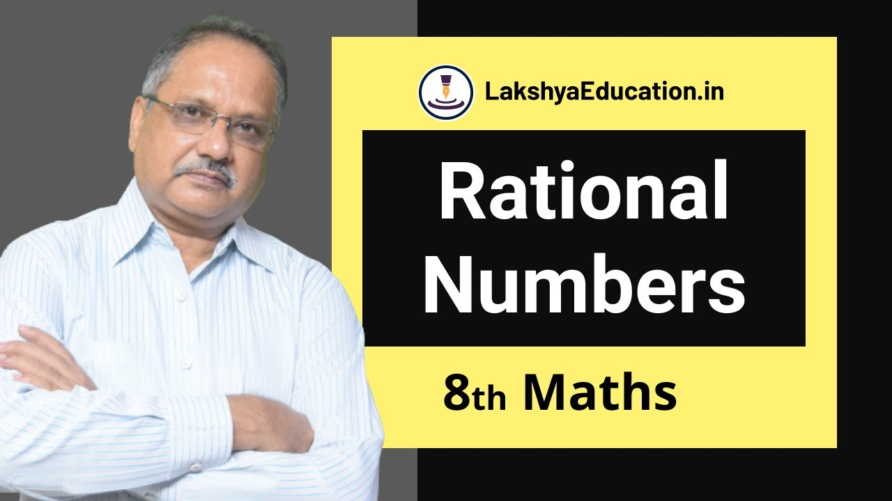 NCERT- Class 8 Maths - Rational Numbers – Exe.1 -Que. 1 - YouTube