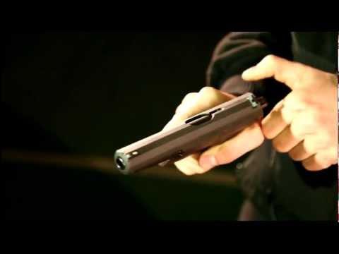 9-мм самозарядный пистолет СР1М / 9-mm SR1M pistol