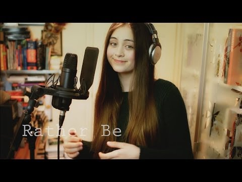 Rather Be - Clean Bandit (Cover By Jasmine Thompson)