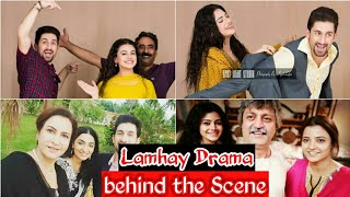 Behind the Scene (bts) of drama Lamhay  Episode 8 Episode 9 promo