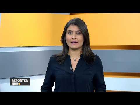BOLETIM REPÓRTER NBR 19h - 18 de outubro de 2017
