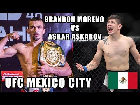 Moreno Vs Askarov Prediction, Breakdown And Betting Analysis | UFC Mexico City Picks