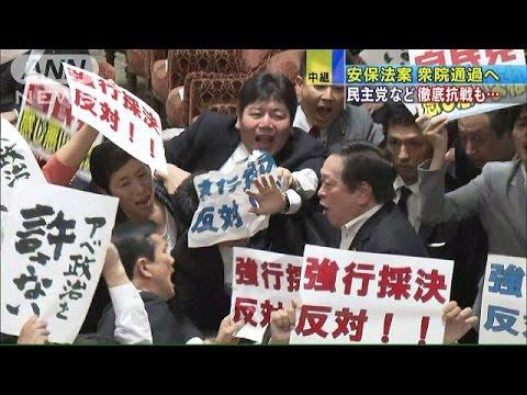 石破氏の意見に、安倍首相「正しければ野党が賛成してくれるか…そうではない。憲法には指一本触れさせないのが共産党」