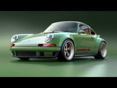 Porsche 911 restored and reimagined by Singer - DLS