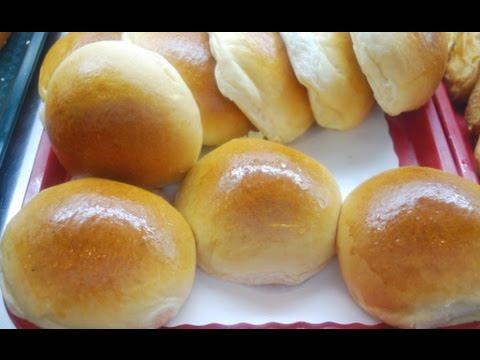 receta para hacer pan casero con levadura en polvo
