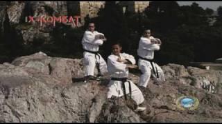 x kombat 45 ekf karate championships official trailer kata tv