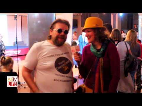 Телеканал AliTv Russia (АлиТв) Мнение LIFE - интервью Роман Голденберг
