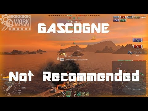T8 FR BB Gascogne [WiP] - Not Recommended
