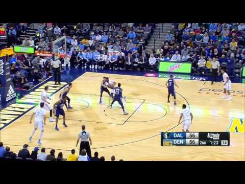 Dallas Mavericks at Denver Nuggets - December 19, 2016