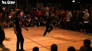 Bboy Machine (Killafornia)  - IBE 2010 (HD!)
