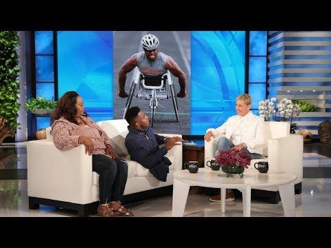 Ellen Meets an