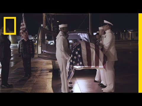 Pearl Harbor Hero Returns Home After 75 Years in an Unknown Grave | National Geographic