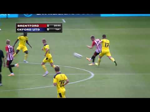 Brentford Oxford Utd Goals And Highlights