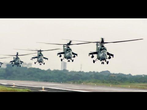 FAB inicia a uma das maiores operações de combate a voos irregulares