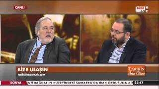 İlber Ortaylı Erhan Afyoncu Osmanlıca kavgası 1(13.12.2014 Tarihin Arka Odası)