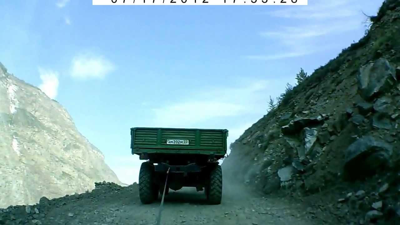 Кату-Ярык 2012 на Qashqai 1.6 off road (подъем) - YouTube