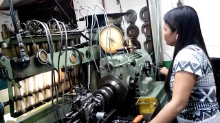 Calibrating diesel injection pump