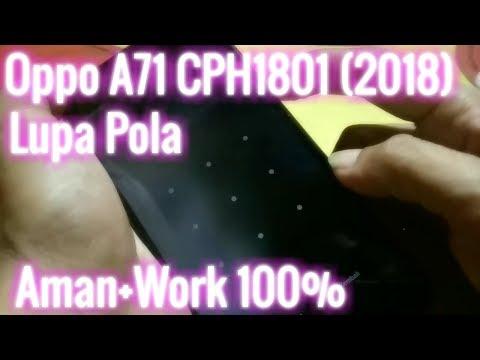 cara-flash-oppo-a71-cph1801-lupa-pola