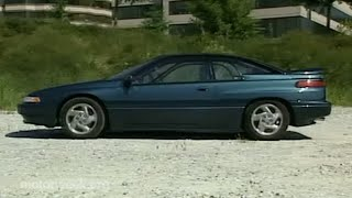 MotorWeek | Retro Review: '91 Subaru SVX