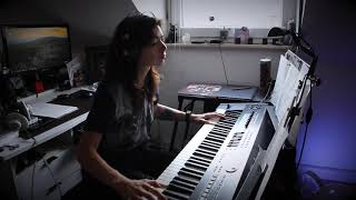 Death Angel - Immortal Behated - piano cover
