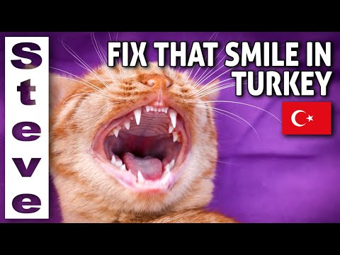 GOING TO THE DENTIST IN TURKEY - DENTAL TOURISM 🇹🇷