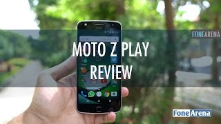 Moto Z Play Review – The Smartphone with the Best Battery Life