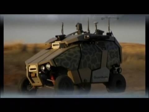 Innovators: The Future of Robotic Warfare