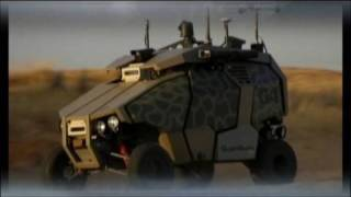 Innovators: The Future of Robotic Warfare