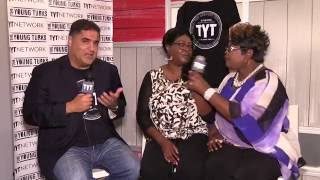 Diamond And Silk Interview With Cenk Uygur At 2016 RNC