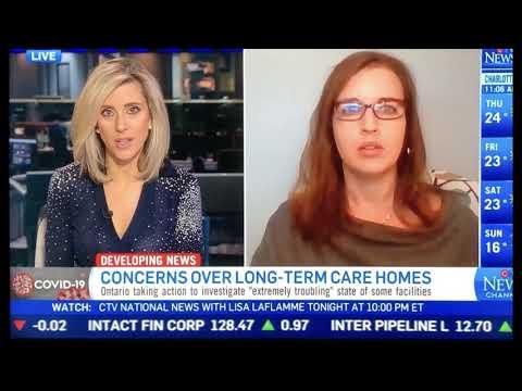 CTV National News interviews Amy Friesen