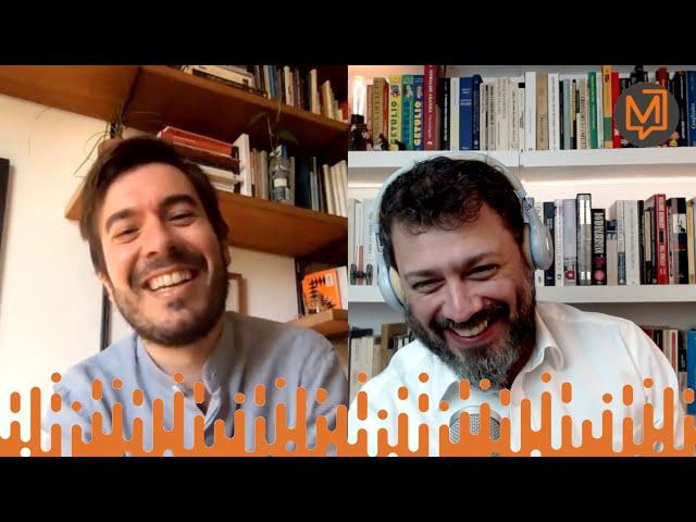 Conversas: Paolo Demuru e como a Nova Direita usa linguagem