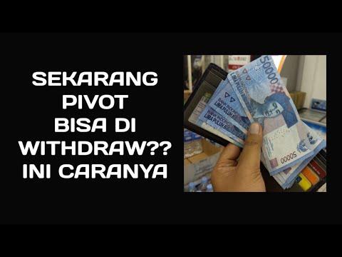 TRIK PIVOT!! BISA WD TIAP HARI | aplikasi penghasil uang modal hp android legit terbukti membayar