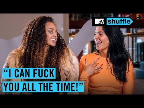 Van welke track worden CHANNAH & ELODIE uit Ex on the Beach: Double Dutch GEIL? | MTV SHUFFLE