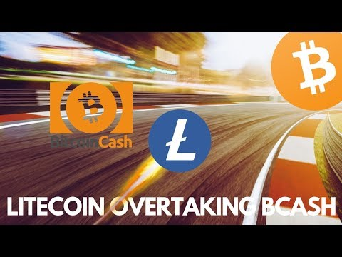 Buy The Dip? Big Bet On Ethereum, Litecoin Overtaking Bitcoin Cash - Crypto News