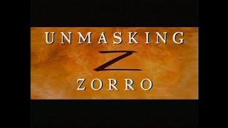 Un masking Zorro / Маска Зорро / Фильм о фильме / Документальный