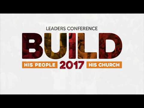 Leaders Conference BUILD 2017 - Thank you!