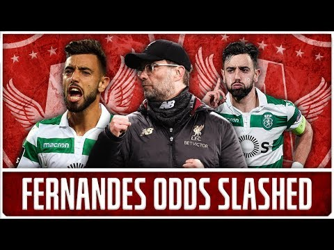 BREAKING: LIVERPOOL ODDS ON FOR BRUNO FERNANDES | LFC Transfer News & Chat