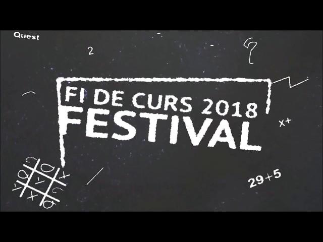 Introducció - Festival Fi de Curs 2017-18 - CEIP Pintor Gimeno Barón