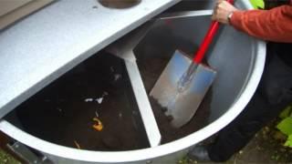 Ekolet - Indoor & Outdoor Composting Toilet System for Home