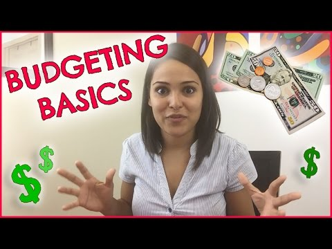Budgeting Basics Commit To Saving Money