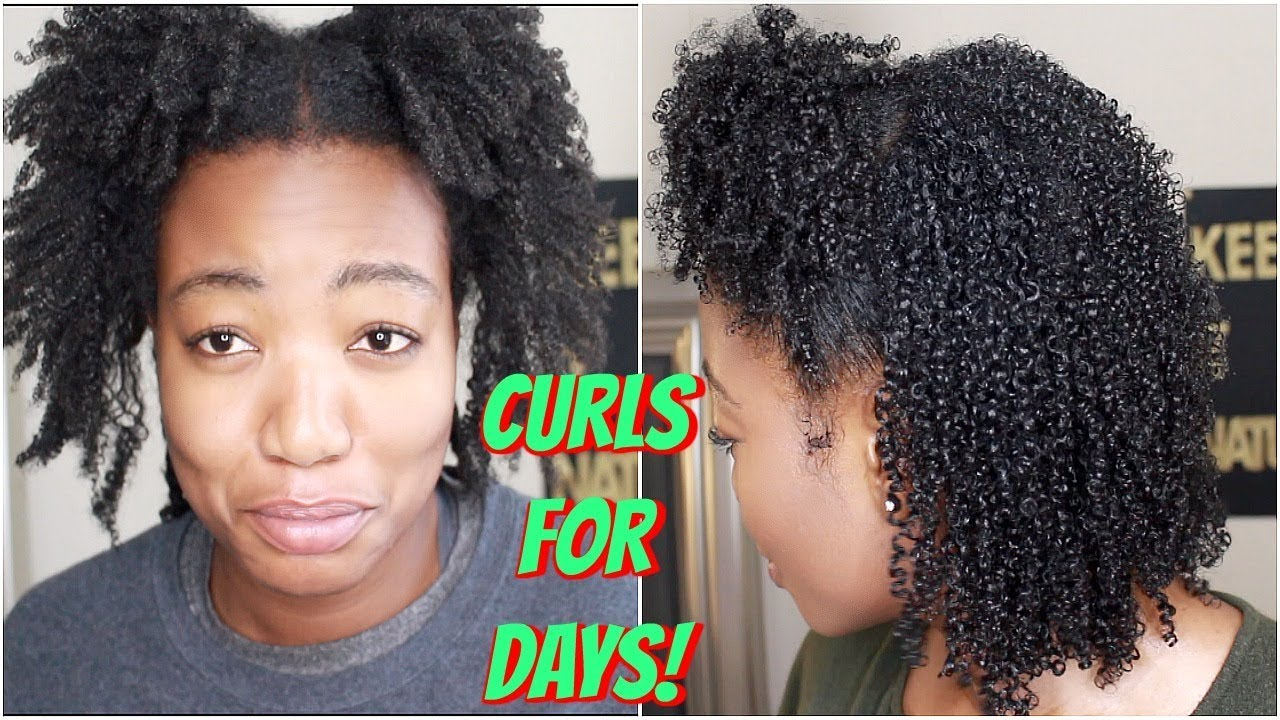 Type 1 Hairstyles: Best Method To Define & Make Your Type 4 Curls & Coils