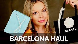 Barcelona HAUL: Dior, Chanel, Hermès, Tiffany