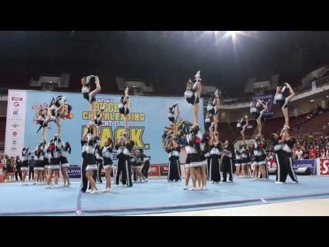 Awesome All-Stars at the CHEER 2013 Finals