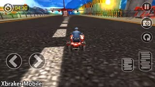 US Police Quad Bike Car Transporter Games Android Gameplay