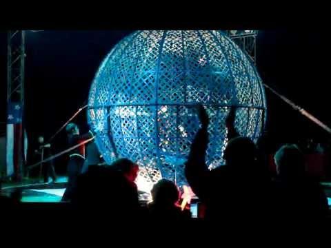 Circus Vegas - Globe of Death