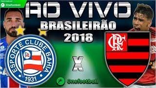 América-MG 0x0 Corinthians | Bahia 0x0 Flamengo | Brasileirão 2018 | Parciais Cartola | 27ª Rodada