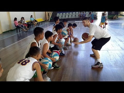 Hoops For Christ (Philippines Camp)