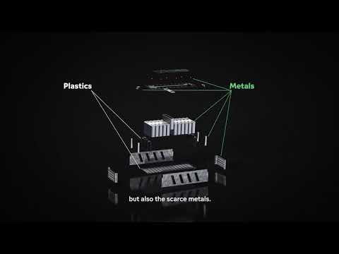 .本田計劃 2025 年回收廢舊鋰離子電池生產鎳鈷合金,瞄準儲氫市場